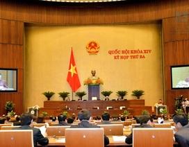 Thêm một buổi thảo luận để đại biểu Quốc hội bàn sửa Bộ luật Hình sự