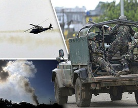 Quân đội Philippines không kích nhầm, 11 binh sĩ thiệt mạng