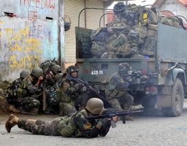 """Bên trong """"chảo lửa"""" của Philippines bị phiến quân chiếm giữ"""