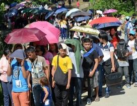 Philippines đóng cửa một thành phố vì lo phiến quân xâm nhập