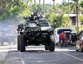 Quân đội Philippines giải vây 42 giáo viên khỏi phiến quân thân IS