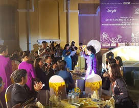 """Phó Chủ tịch nước dự đêm văn hóa """"Tịnh Yến: Quyền năng phụ nữ và bản sắc văn hóa"""""""