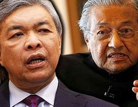 Chính trị gia Malaysia thách đố vạch tham nhũng