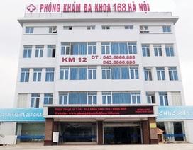Bộ Y tế vào cuộc vụ hôn mê sau khám phụ khoa tại phòng khám