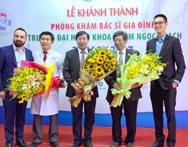 Pharmacity đồng hành ĐH Y Phạm Ngọc Thạch khánh thành Phòng khám Bác sĩ gia đình