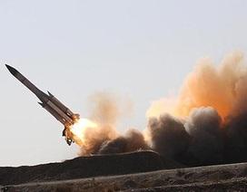 Phòng không Syria vỡ vụn trước đòn tập kích của Israel
