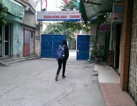 Hà Nội: Nhiều trường vẫn học trong ngày nghỉ Tết dương lịch