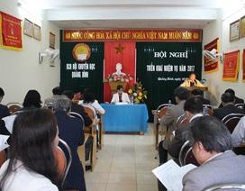 Hội Khuyến học Quảng Bình: Nhiều tập thể, cá nhân được Trung ương Hội tặng Bằng khen