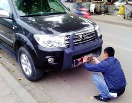 Bộ Công an lên tiếng về đề xuất mỗi người chỉ được cấp 1 biển số xe ô tô