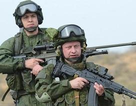Quân đội Nga đồng bộ trang bị hiện đại cho binh sĩ
