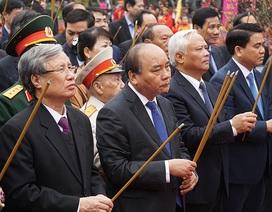Thủ tướng dâng hương tại lễ kỷ niệm 228 năm chiến thắng Ngọc Hồi - Đống Đa