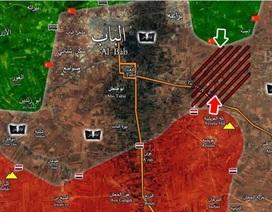 Al-Bab bị phong tỏa: Ra đòn kết liễu