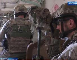 Đặc nhiệm Nga tới Palmyra, người Kurd tiến vào Raqqa
