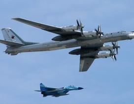Tu-95MS đánh Raqqa: Đi trước Mỹ một bước?