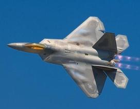 """Chuyên gia: Vì sao Mỹ """"không dám"""" mang F-22 sang Syria?"""