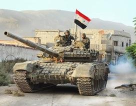 Quân đội Syria tiếp tục thắng lợi trước IS gần Aleppo