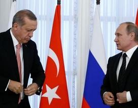 Ông Putin: Quân đội Nga và Thổ Nhĩ Kỳ đã có mối liên hệ gần gũi