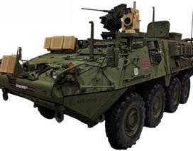"""""""Quái vật biến hình của quân đội Mỹ"""" được tích hợp vũ khí laser"""