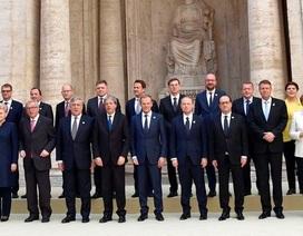Chia tay Anh, EU tìm kiếm khởi đầu mới sau 60 năm lập khối