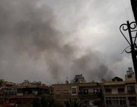 Quân đội Syria thắng lớn trong lo lắng