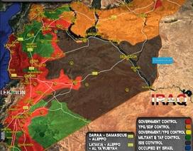 Palmyra nguy cơ bị tái chiếm