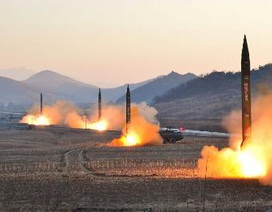 Mỹ tung đòn bí hiểm với tên lửa Triều Tiên?