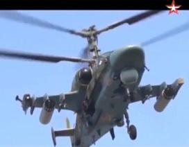 Mỹ đoán việc thử nghiệm sát thủ Ka-52K tại Syria