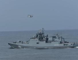Nga dồn chiến hạm phòng không sau vụ Tomahawk
