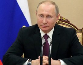 Nga công bố chương trình mua sắm vũ khí quốc gia mới