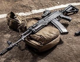 Tập đoàn Kalashnikov giới thiệu phiên bản mới của súng trường AK-74
