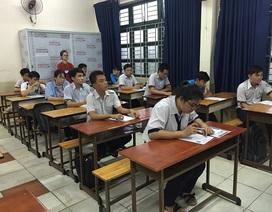 Kỳ thi THPT Quốc gia: Nhiều băn khoăn trong bài thi tổ hợp