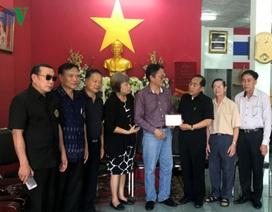 Việt kiều Thái Lan chung tay khắc phục hậu quả lũ lụt