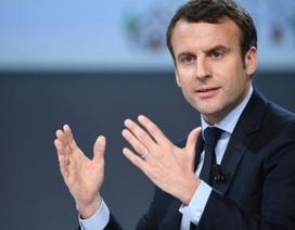 """Tổng thống Pháp Macron quyết """"thanh lọc"""" bộ máy chính trị"""