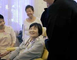 Người giàu Nhật đóng 200 triệu/tháng để sống trong viện dưỡng lão