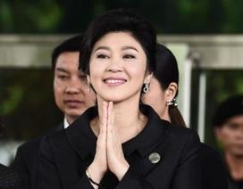 Căng thẳng chính trị Thái Lan giảm sau khi bà Yingluck bỏ trốn
