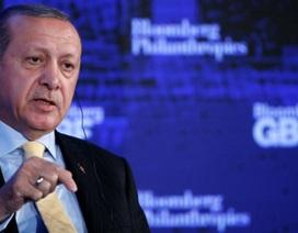 Chiến trường Syria rối ren hơn vì sự can thiệp của Thổ Nhĩ Kỳ?