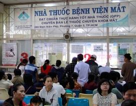 Sai phạm ở Bệnh viện Mắt: Kiểm điểm lãnh đạo Sở Y tế TP HCM