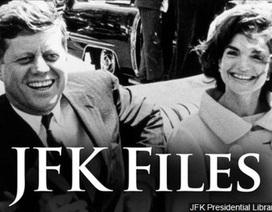 Giải mật hồ sơ J.F.Kennedy