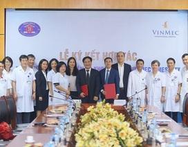 2 bệnh viện công tư hợp tác nghiên cứu, chuyển giao kỹ thuật điều trị ung thư