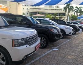 Từ đầu năm 2018, xe ô tô cũ nhập khẩu sẽ bị áp hàng loạt thuế nặng