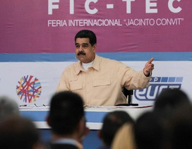 """Venezuela dùng tiền """"lạ"""" đối phó lệnh trừng phạt từ Mỹ"""