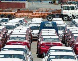 Xe nhập về Việt Nam: Xe Ấn mất chỗ, xe Đức, Anh, Nhật bắt đầu tăng giá