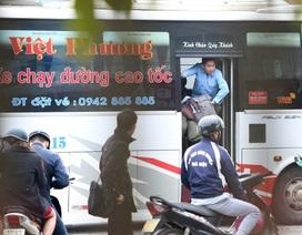 Hà Nội: Tình trạng xe khách dừng đỗ dọc đường tăng cao dịp cuối năm