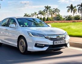 Honda Việt Nam công bố giá mới cho Accord, khuyến mại cho Odyssey