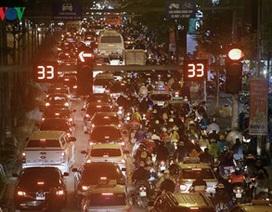 Đại sứ Vũ Quang Minh hiến kế 6 giải pháp chống tắc đường cho Hà Nội
