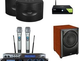 Bí kíp setup dàn karaoke gia đình cực chất cho Tết Nguyên đán