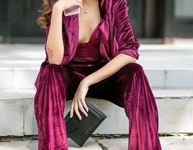 Các stylist hàng đầu thi nhau đem sắc hồng xuống phố