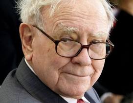 Warren Buffett có cuộc sống xa hoa nhờ 2 điều may mắn