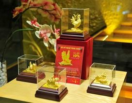 """Nhà vàng """"giàu"""" sản phẩm ngày Thần Tài"""