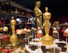 """""""Sao"""" ăn gì tại tiệc Oscar?"""
